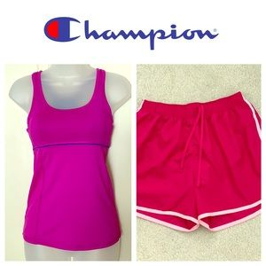 ⭐️Champion Active-2pcs Bundle-FIT#0072⭐️